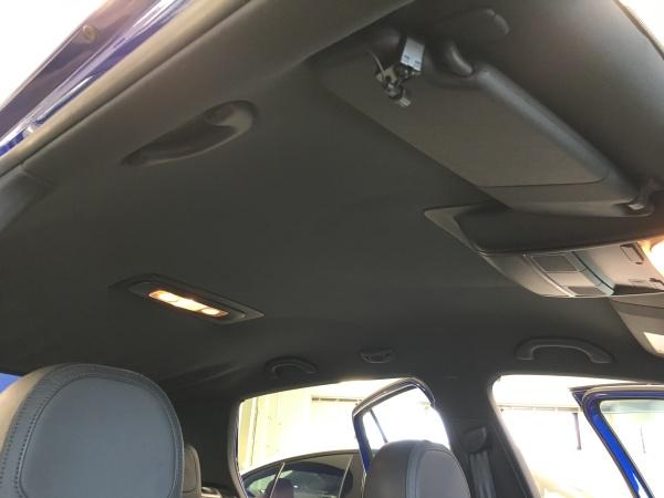VWゴルフR32 天井ライナー張替え|東京 世田谷区