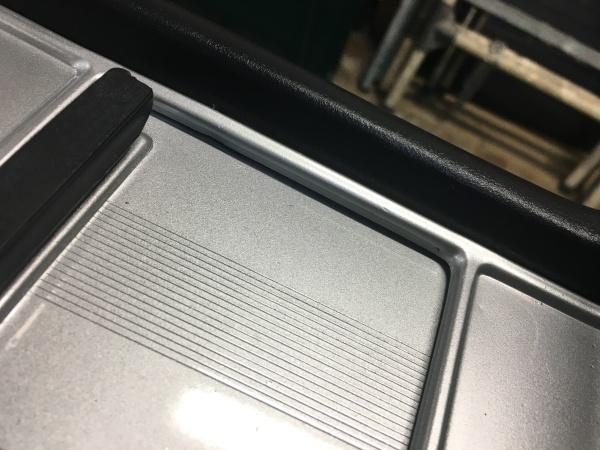 ダットサン フェアレディ2000 センターコンソール割れ補修|東京 板橋区