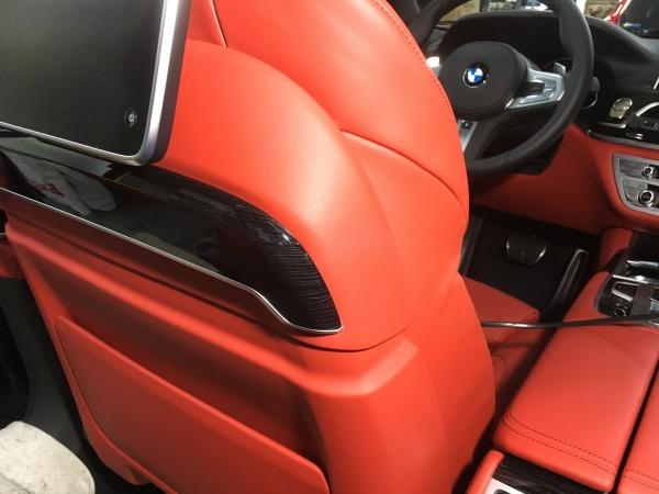 BMW M760Li レザーシート傷補修 東京 目黒区