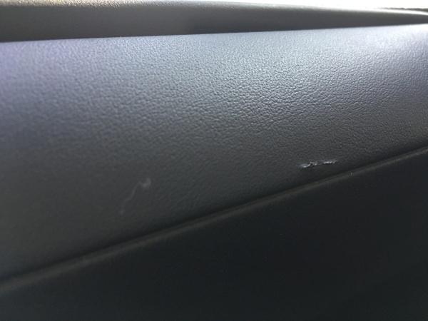 トヨタ アルファード ドアトリム破れ補修|東京 世田谷区