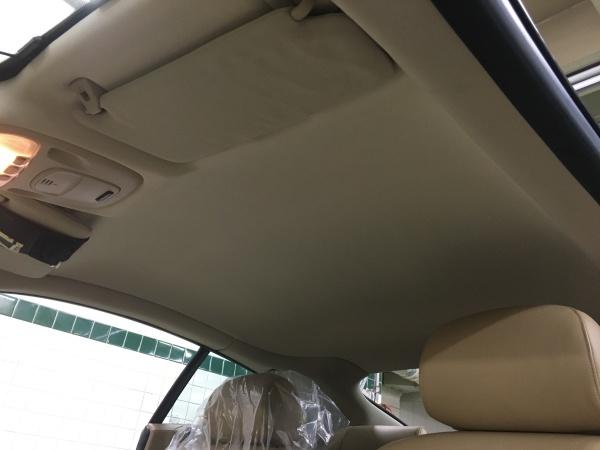 ジャガーXK 天井 剥がれ 垂れ 張替え|東京 板橋区