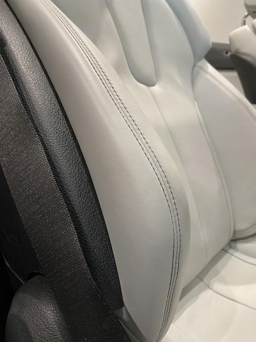 BMW M6 レザーシート 擦れ  補修|東京 江東区
