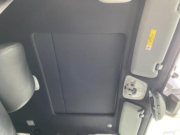 ベンツG55 AMG 天井 サンルーフボード Aピラー張替え|東京 新宿区