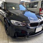 BMW M3 内装 傷 擦れ 補修|東京 世田谷区