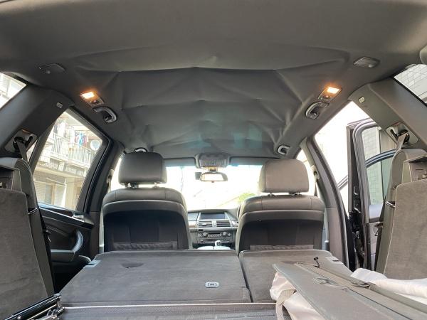 BMW X5 天井 剥がれ 垂れ 張替え 東京 新宿区
