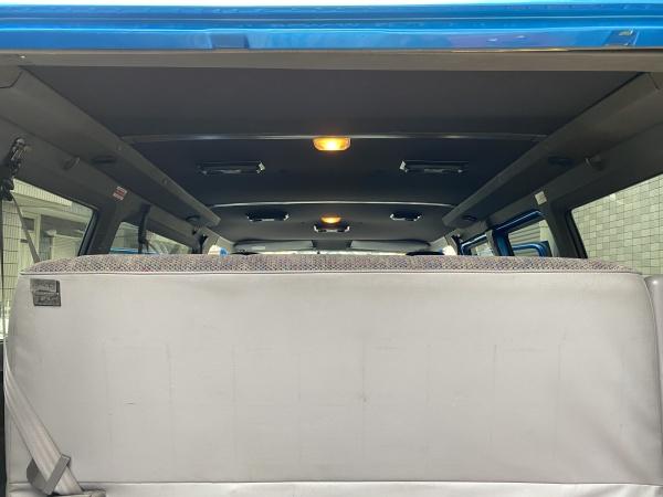 ダッジ・バン 天井 垂れ 剥がれ 張替え カラーチェンジ|東京 新宿区